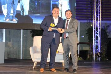 """Hernando agradece a los premiados por la Cadena SER de Ciudad Real su aportación para dar una visión de Castilla-La Mancha """"innovadora, dinámica y con alma"""""""
