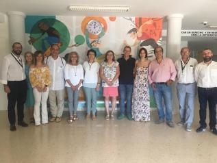 Visita al CRMJ Albaidel y al CABE Arco Iris de Albacete