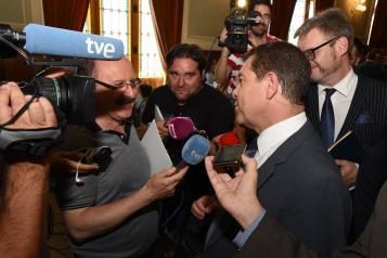 Presidente García-Page trasvase