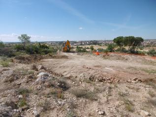 El Gobierno regional inicia las obras del nuevo depósito de 1.600 metros cúbicos en Mondéjar (Guadalajara) con un importe superior a 400.000 euros