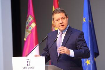 Acto de toma de posesión del nuevo Gobierno de Castilla-La Mancha I
