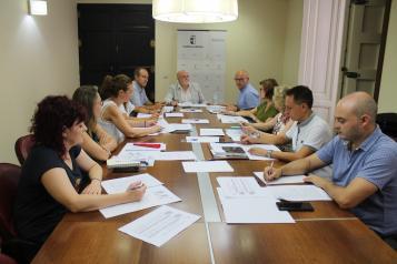 Comisión provincial de Seguridad y Salud Laboral de Albacete