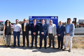 El Gobierno de Castilla-La Mancha prioriza la seguridad vial a la hora de ejecutar obras en la Red Regional de Carreteras