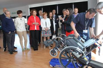 El Gobierno de Castilla-La Mancha amplia el Servicio Público de Acceso a Productos de Apoyo para personas en situación de Dependencia