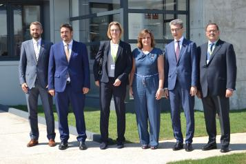 La industria manufacturera, cuyas exportaciones crecieron un 3% el año pasado, supone el 94,5% del total de las exportaciones de Castilla-La Mancha