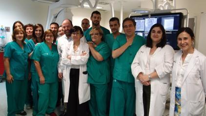 La sala de Hemodinámica del Hospital de Ciudad Real, a pleno rendimiento tras la modernización de las instalaciones