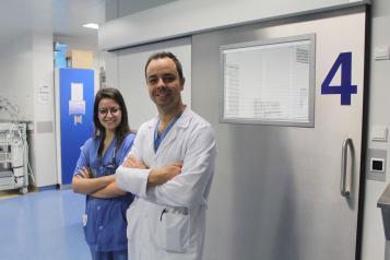 El Hospital de Toledo presenta en Ámsterdam los resultados sobre una técnica quirúrgica novedosa de extracción de cálculos biliares