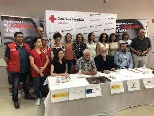 Presentación POISES 2016-2019 de Cruz Roja Albacete