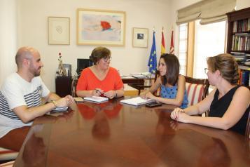 Sanidad, Empleo, depuración de agua y Educación centran las peticiones de la alcaldesa de Villarta de San Juan al Gobierno de Castilla-La Mancha