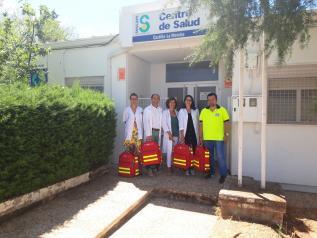 La Gerencia de Ciudad Real desarrolla un proyecto innovador sobre estandarización de equipos de parada cardiorrespiratoria