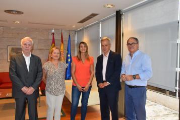 El Gobierno de Castilla-La Mancha proyecta duplicar las Ayudas Técnicas para personas con Dependencia y llegar a los 5.500 productos de apoyo