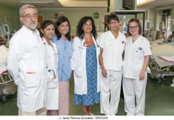 El servicio de Nefrología del Hospital de Guadalajara participa en un estudio nacional que revela las ventajas del uso del citrato en el tratamiento de hemodiálisis