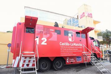 El Gobierno de Castilla-La Mancha amplia a toda la Comunidad Autónoma el nivel 1 de emergencia del METEOCAM por las fuertes lluvias
