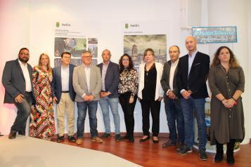 Presentación proyectos de turismo Conjunto Histórico Hellín y El Tolmo de Minateda