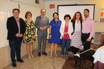 El Gobierno regional agradece la labor de divulgación que realiza la Asociación de Afectados de Retinosis Pigmentaria de Castilla-La Mancha