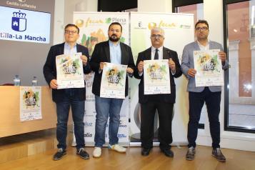 Presentación IX Campeonato Nacional de Futbol 7 Inclusivo y IV Premios FECAM