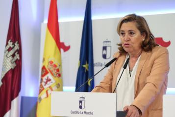 Rueda de prensa del Consejo de Gobierno (Rosa Ana Rodríguez I)