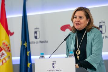 Rueda de prensa del Consejo de Gobierno (Rosa Ana Rodríguez)