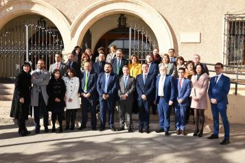 Consejo de Gobierno itinerante en La Roda (PRESIDENTE GARCÍA-PAGE)