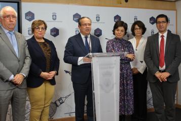 El Consejo de Gobierno autoriza el gasto para licitar la redacción del proyecto de ejecución de obras de la nueva Ciudad Administrativa de Ciudad Real
