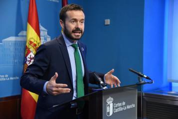 Comparecencia del consejero de Desarrollo Sostenible en la Comisión de Economía y Presupuestos