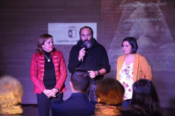 El Gobierno regional destaca el éxito que está consiguiendo la representación de 'Don Juan, la sombra de Inés ensangrentada' en los centros educativos