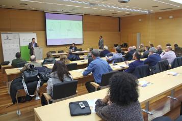 El consejero de Agricultura, Agua y Desarrollo Rural, Francisco Martínez Arroyo, preside el acto de presentación de la Alianza por una Agricultura Sostenible (ALAS)