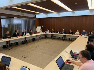 La Mesa Sectorial del SESCAM aprueba la Oferta Pública de Empleo de 2019 con un total de 961 plazas