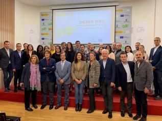 El Gobierno regional destaca el elevado grado de emprendimiento derivado de los espacios coworking impulsados con la EOI