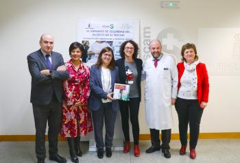 Inauguración de las VI Jornadas de Seguridad del Paciente en el SESCAM