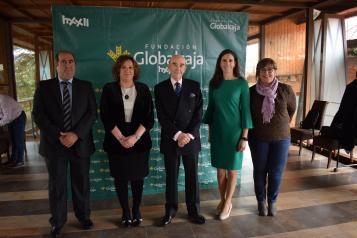 La consejera de Economía, Empresas y Empleo, Patricia Franco, inaugura el Foro anual IESE-Fundación Globalcaja HXXII