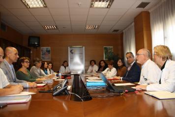 La Gerencia del Área Integrada de Cuenca constituye un grupo de trabajo para elaborar un protocolo de atención a la violencia de género