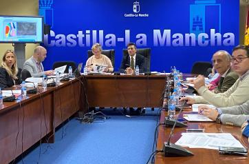 La Comisión Provincial de Urbanismo aprueba distintos proyectos para la instalación de energía solar, nuevas empresas y la banda ancha en el ámbito rural de Toledo