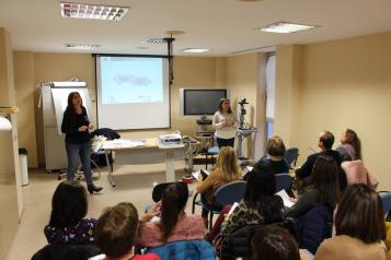 Profesionales de Atención Primaria del SESCAM incrementan su formación para combatir la violencia de género