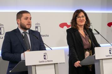 Rueda de prensa del Consejo de Gobierno (Blanca Fernández 11D) 4