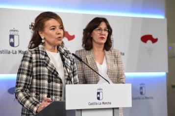 Rueda de prensa del Consejo de Gobierno 18D (Aurelia Sánchez)