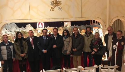 El delegado de la Junta en Toledo participa en sendas actividades navideñas en Quintanar de la Orden y en Camarenilla