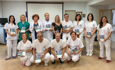 Profesionales de enfermería del Hospital Nacional de Parapléjicos comparten su experiencia con el mundo sanitario en un manual de procedimientos