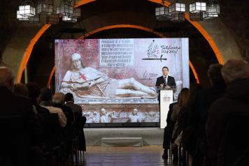 Presentación de actos conmemorativos del IX Centenario de la Reconquista de Sigüenza