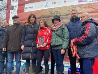 El Gobierno regional destaca el valor del 'Cross del Chorizo' de Puertollano al aunar deporte, tradición y convivencia