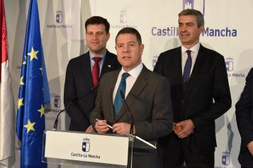 Consejo de Gobierno itinerante en Fuensalida (22 de Enero) 2