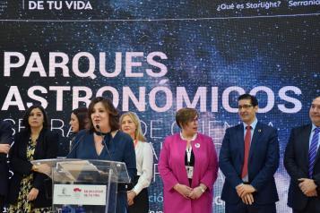 Patricia Franco:Presentación de Starlight