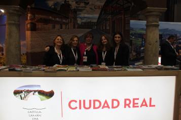 Ciudad Real vende en Fitur su rica variedad de propuestas turísticas como ha quedado de manifiesto en las 30 presentaciones realizadas