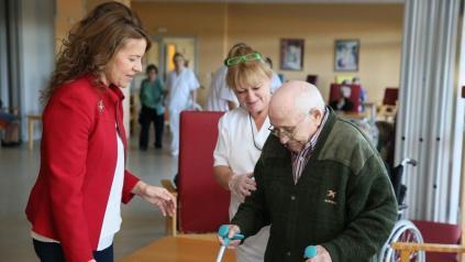 El Gobierno de Castilla-La Mancha incrementa en 6.560 las ayudas económicas vinculadas a la dependencia en 2019