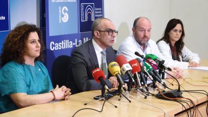 Salud Pública explica que a lo largo de este día se conocerá el resultado de las muestras analíticas del caso en investigación por coronavirus