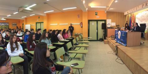 """El Gobierno de Castilla-La Mancha acerca """"el arte de crear Europa"""" a las aulas de la región"""