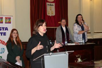 El Gobierno de Castilla-La Mancha anima al movimiento feminista a estar más unido que nunca y a practicar la sororidad sin fisuras