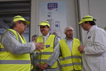 El Gobierno de Castilla-La Mancha muestra su apoyo a empresas que fijan población al territorio y apuestan por la sostenibilidad