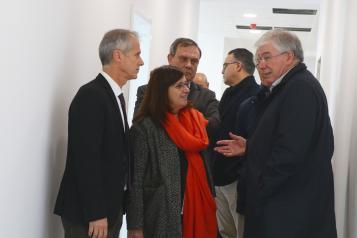 Las obras del nuevo Consultorio Local del Señorío de Illescas avanzan a buen ritmo