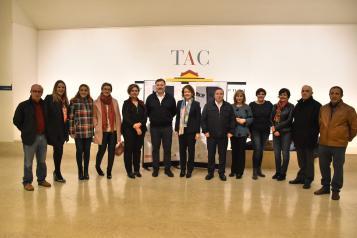 El Gobierno de Castilla-La Mancha reconoce la labor de ASPADEC Cuenca en favor de la integración de las personas con discapacidad